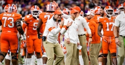 "LISTEN: Dabo Swinney on playing football in 2020: ""I have zero doubt. This is America."""