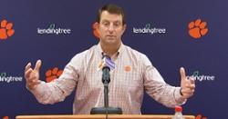 WATCH: Dabo Swinney talks Trevor Lawrence for Heisman, Virginia Tech matchup