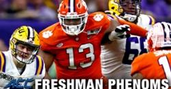 WATCH: ACC Freshman Phenoms featuring Tyler Davis