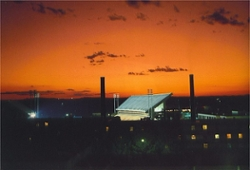 LOOK: Clemson Historic photo #92 'Orange sunset over Death Valley'