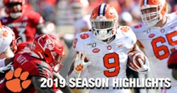 WATCH: Travis Etienne 2019 season highlights