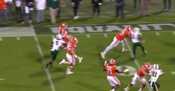 WATCH: Clemson scores same opening-play TD on 'Canes as 2015 meeting