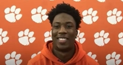 WATCH: Monday Clemson football player and coordinator interviews