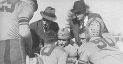 LOOK: Clemson Historic photo #6 'Jess Neely coaching in 1938'