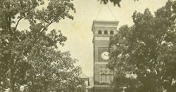 LOOK: Clemson Historic photo #124 'Campus in 1930s'
