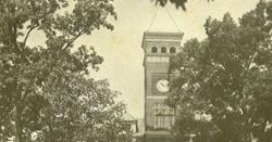 LOOK: Clemson Historic photo #124 'Campus in 1930s'