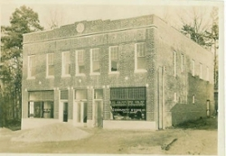 LOOK: Clemson Historic photo #100 'Downtown Clemson'