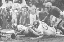 LOOK: Clemson Historic photo #95 'Frank Howard's last game in Death Valley'