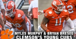 WATCH: Clemson's Young Cubs featuring Myles Murphy and Bryan Bresee
