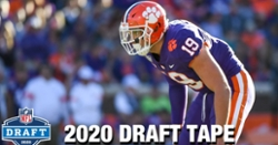 WATCH: Tanner Muse NFL Draft tape