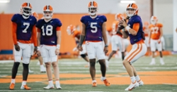 PHOTOS: Clemson Fall Camp VI