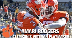 WATCH: Amari Rodgers feature on ACCDN