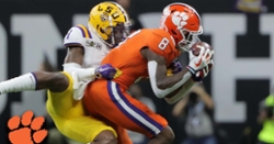 WATCH: Clemson has a plan to replace Justyn Ross
