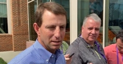 WATCH: Dabo Swinney on Pro Day and Coronavirus