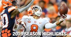 WATCH: A.J. Terrell 2019 season highlights