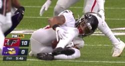WATCH: Former Clemson CB's first NFL interception