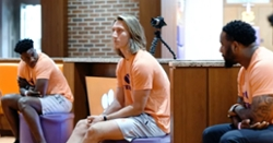 WATCH: Clemson football leaders 'Continuing the conversation'
