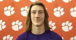 WATCH: Tuesday Clemson football player interviews