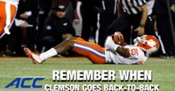 Throwback Thursday: Clemson's win over Virginia Tech in 2016