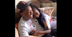WATCH: K'Von Wallace and family react to him being drafted by Eagles