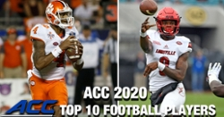 WATCH: Top 10 ACC football players since 2000