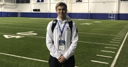 2021 QB announces preferred walk-on Clemson offer