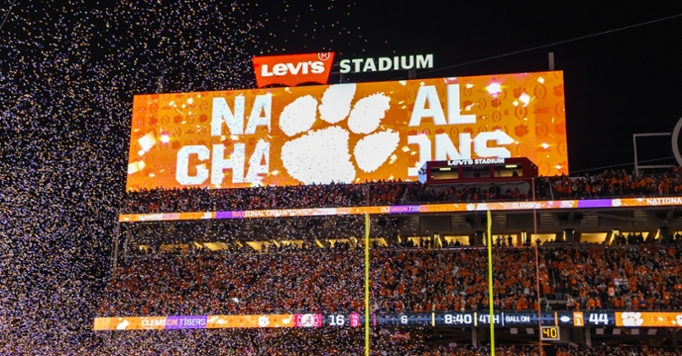 Want to cheer the Tigers as they leave for the National Championship?