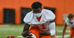 Trevor Lawrence excited about freshman receivers, says Ajou