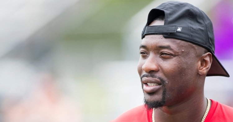 Mackensie Alexander left training camp after hearing about his father (Kinfay Moroti - USA Today Sports)