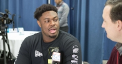 Official NFL combine measurements, schedule for Clemson participants