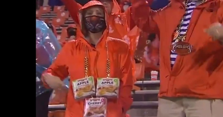 TigerNet's Clemson fan of the game