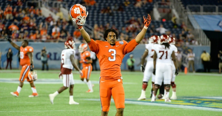 Vic Beasley advanced as a lower seed in round one and posted two of the more prolific seasons in Clemson history.