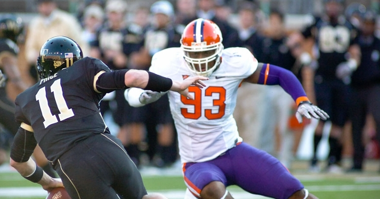 Bowers is still the only Tiger to win the Nagurski Award as the nation's top defender.