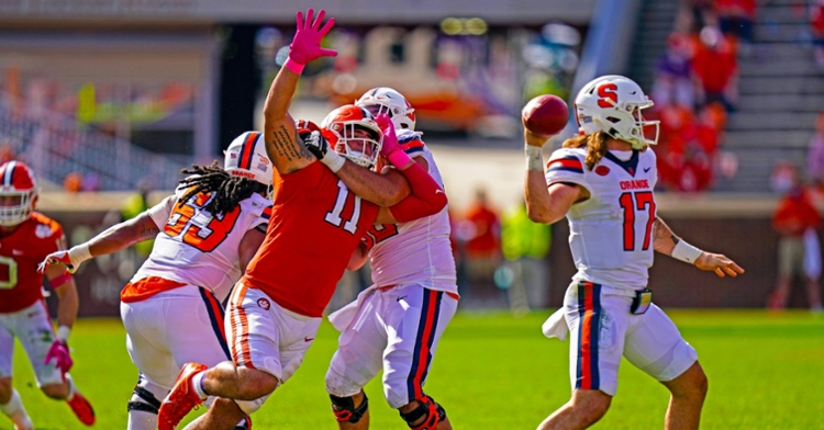 Bresee earned first team honors here and with the AP. (ACC photo)