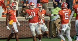 Playing time breakdown: Clemson defense gains experience, offense will have new look
