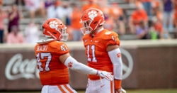 Clemson drops couple of first-place votes in new Coaches Poll