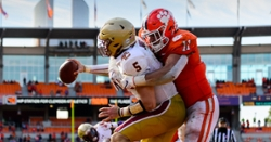 Inside Look: Grading Clemson versus Boston College