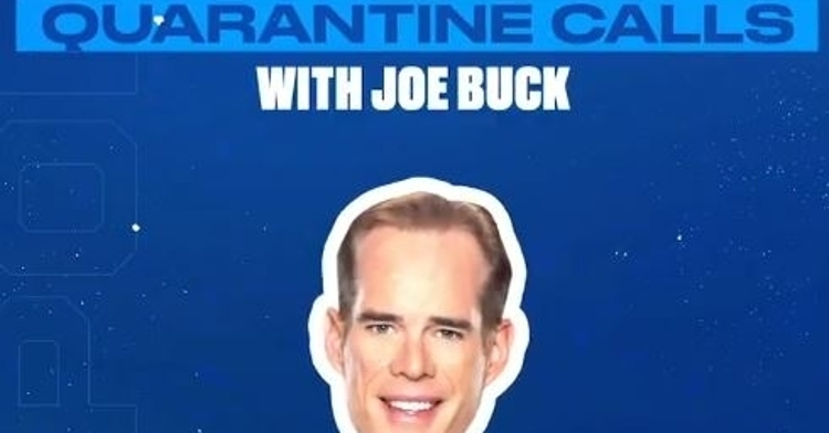 Joe Buck did commentary on a dog and some chickens today