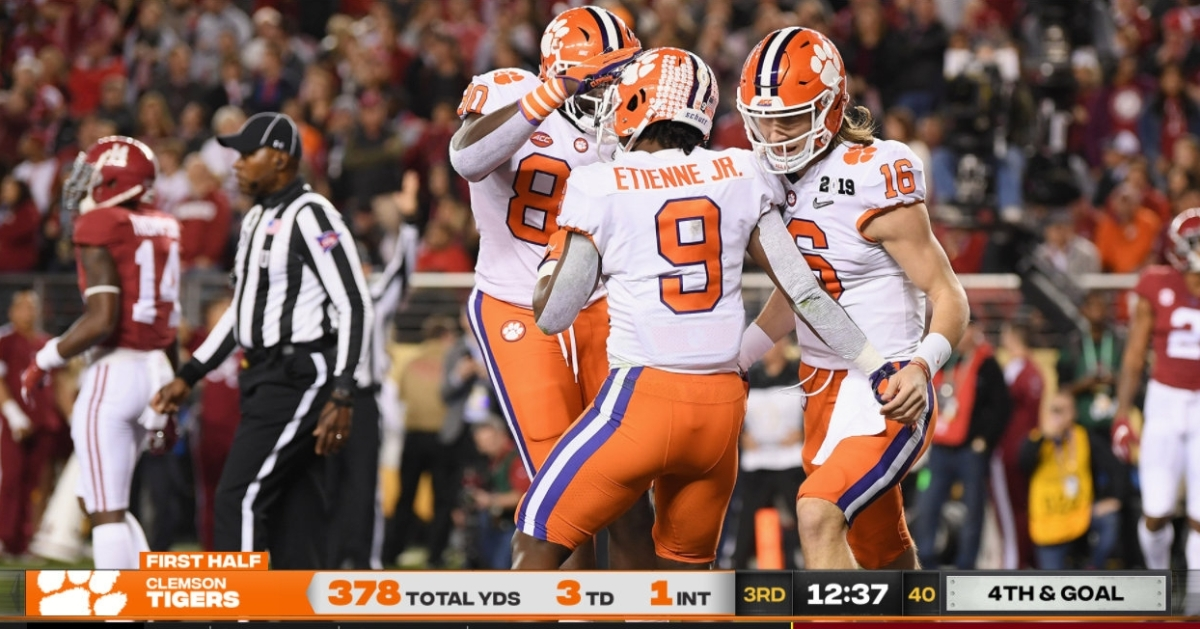 Espn Set To Debut Complete Redesign Of College Football Graphics Tigernet