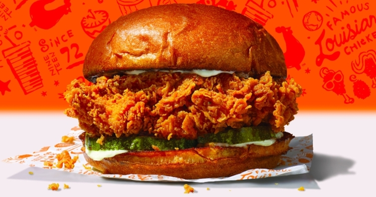 More chicken options is a good thing
