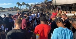 Former Tiger leads cleanup crew after Tampa Bay protests