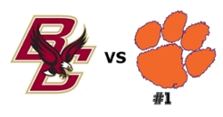 Clemson vs Boston College Prediction: Uiagalelei steps in for Lawrence