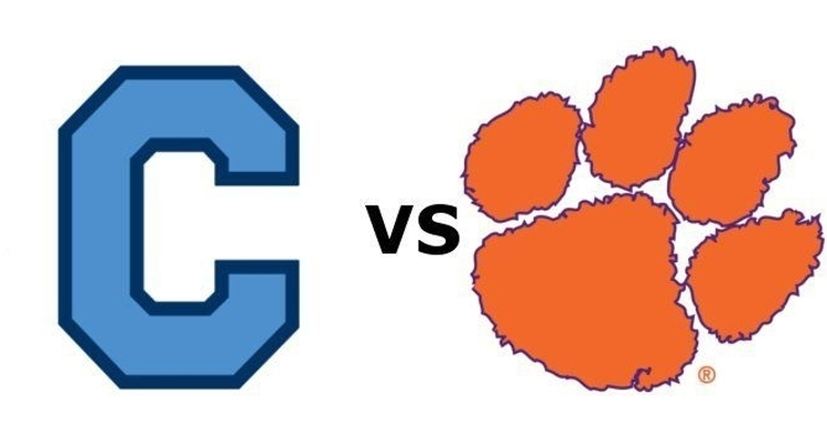 Clemson vs. The Citadel Prediction and Notes