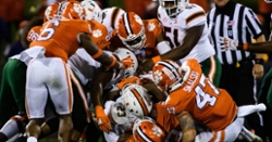 Postgame notes for Clemson-Miami