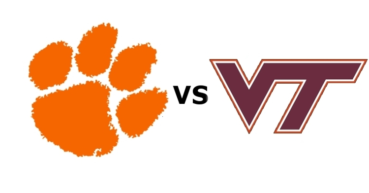 Clemson announces players out for Virginia Tech game