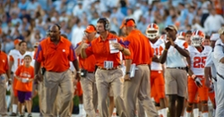 First Impressions: Swinney promised he wasn't a quitter after 2010 UNC loss