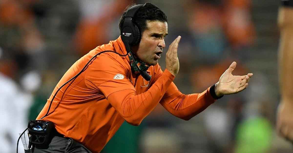 Miami Head Coach Disappointed In The Way We Presented Ourselves Tigernet