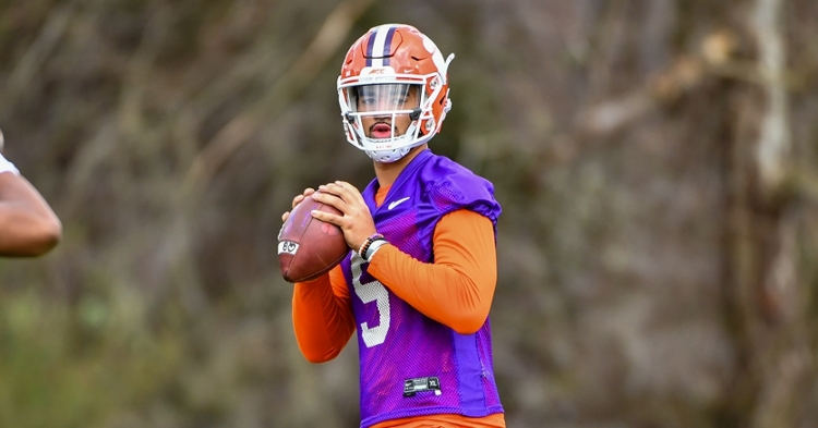 Uiagalelei could build on his earnings as he plays for the Tigers in new model.