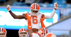 Inside Look: Grading Clemson's win over Notre Dame