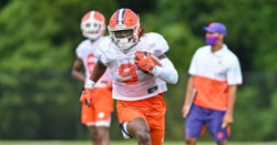 Friday Practice Insider: No regrets for Travis Etienne